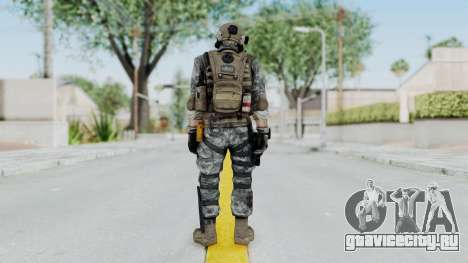 Battery Online Soldier 5 v2 для GTA San Andreas третий скриншот