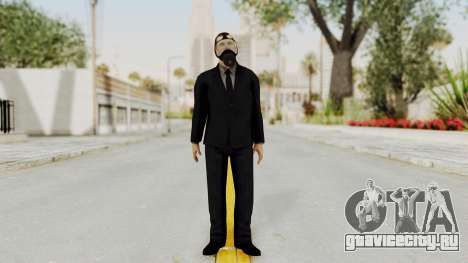 Wanted Weapons Of Fate Bodyguard для GTA San Andreas второй скриншот