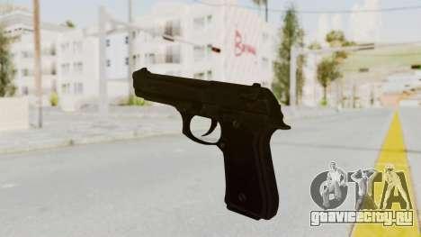 Beretta M9 для GTA San Andreas третий скриншот