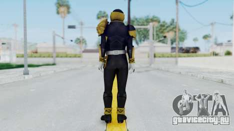 Kamen Rider Beast для GTA San Andreas третий скриншот