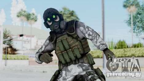 Black Mesa - HECU Marine v1 для GTA San Andreas