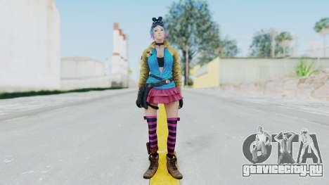 Counter Strike Online 2 - Tammy для GTA San Andreas второй скриншот