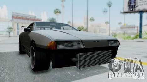 Elegy Rocket Bunny 1.0 для GTA San Andreas