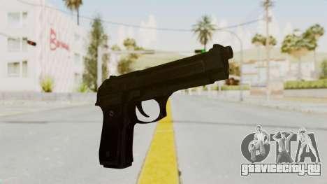 Beretta M9 для GTA San Andreas второй скриншот