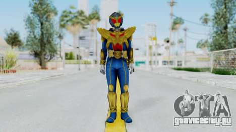 Kamen Rider Hyper Beast для GTA San Andreas второй скриншот