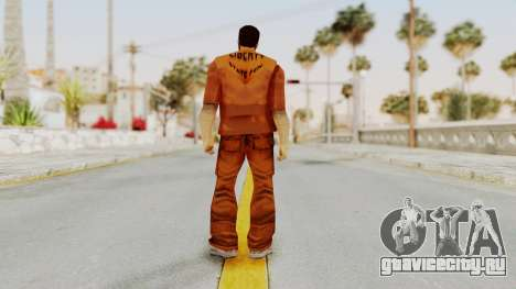 Claude Speed (Prision) from GTA 3 для GTA San Andreas третий скриншот