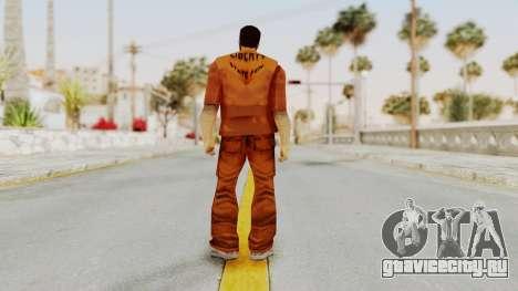 Claude Speed (Prision) from GTA 3 для GTA San Andreas третий скриншот