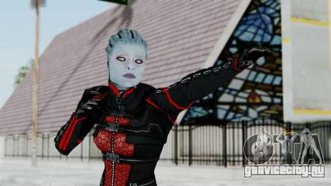 Mass Effect 2 Monrith Commando для GTA San Andreas