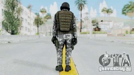 Black Mesa - HECU Marine v1 для GTA San Andreas третий скриншот