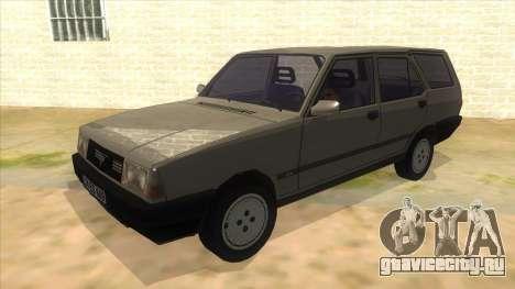 Kartal 2007 69 Serisi для GTA San Andreas