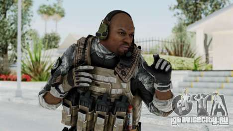 Battery Online Soldier 6 v2 для GTA San Andreas