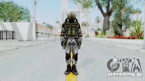 Monolith Scientific Suit для GTA San Andreas второй скриншот