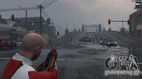 Bullet Knockback 1.4b для GTA 5 четвертый скриншот