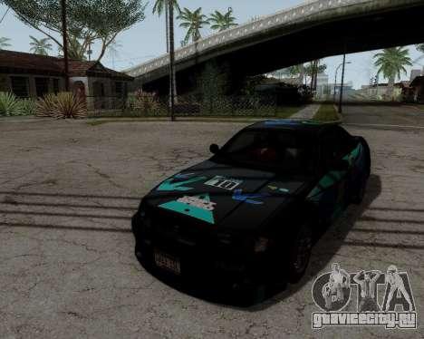 Nissan R33 GT-R Tunable для GTA San Andreas салон
