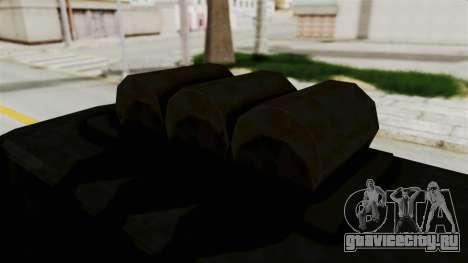 Boodhound Burrito - Manhunt 2 для GTA San Andreas вид справа