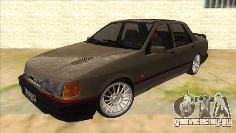 Ford Sierra Sapphire Cosworth для GTA San Andreas