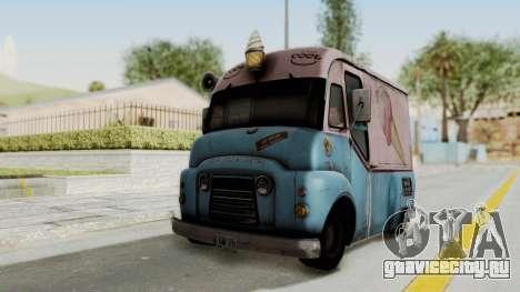 Hitman Absolution - Ice Cream Van для GTA San Andreas