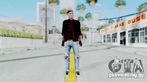 Skin of IMVU v1 для GTA San Andreas второй скриншот