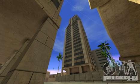 ENB - AOFX для GTA San Andreas четвёртый скриншот