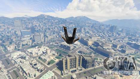 Nice Fly 2.5 для GTA 5 второй скриншот