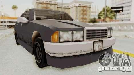 GTA 3 Mafia Sentinel для GTA San Andreas