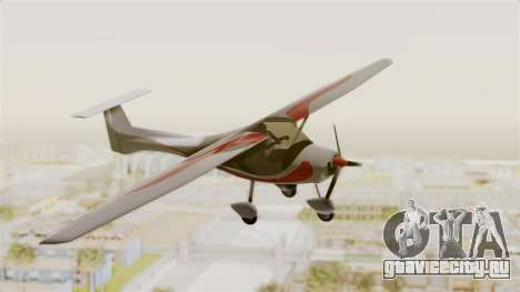Ultralight Allegro 2000 для GTA San Andreas