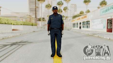 GTA 5 Paramedic LS для GTA San Andreas второй скриншот