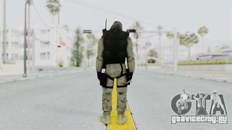 Hodeed SAS 2 для GTA San Andreas третий скриншот