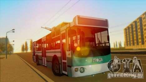 ЗиУ-682Г-016.02 (ТРОЛЗА) для GTA San Andreas