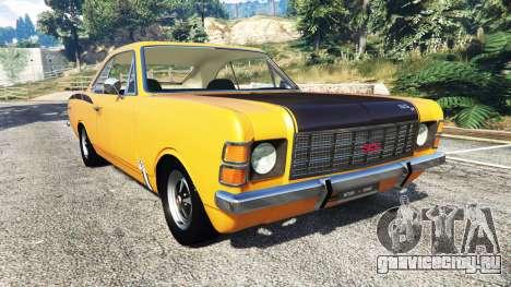Chevrolet Opala SS4 1975 для GTA 5
