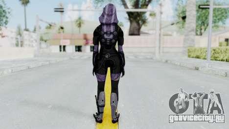 Mass Effect 3 Tali Zorah Unmasked для GTA San Andreas третий скриншот