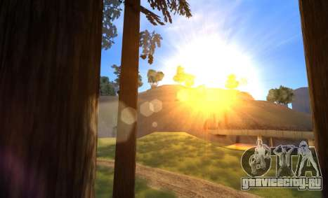 ENB - AOFX для GTA San Andreas