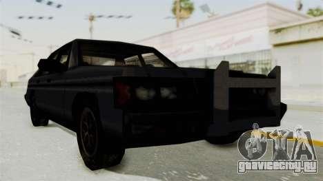 Cruiser from Manhunt 2 для GTA San Andreas