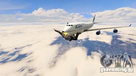Nice Fly 2.5 для GTA 5 шестой скриншот