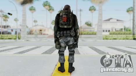 Battery Online Soldier 3 v4 для GTA San Andreas третий скриншот