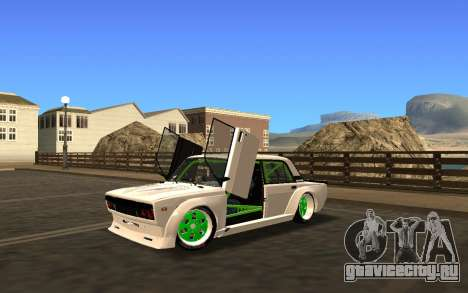 VAZ 2107 Race для GTA San Andreas