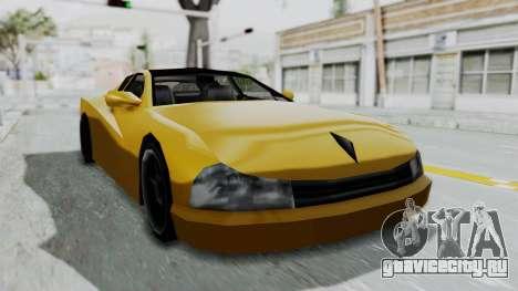 Cheetah ZTR v1 для GTA San Andreas