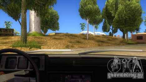 Kartal 2007 69 Serisi для GTA San Andreas вид изнутри