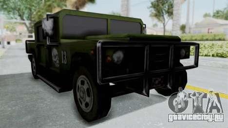 Patriot from Manhunt 2 для GTA San Andreas