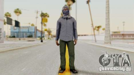 Middle East Insurgent v2 для GTA San Andreas второй скриншот