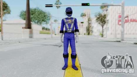Power Rangers RPM - Blue для GTA San Andreas второй скриншот