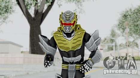 Power Rangers Megaforce - Knight для GTA San Andreas