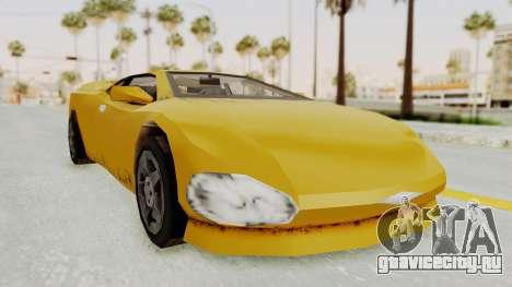 GTA 3 Infernus для GTA San Andreas