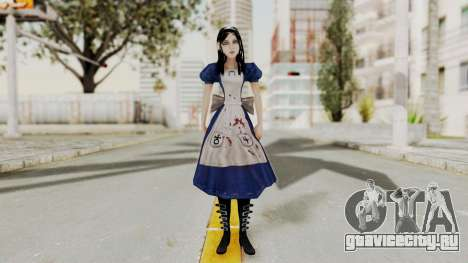 Alice Madness Returns для GTA San Andreas второй скриншот