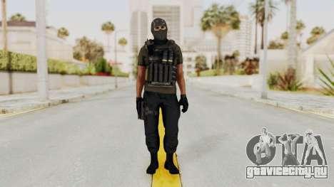 CoD AW KVA SMG для GTA San Andreas второй скриншот