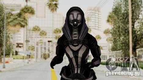 Mass Effect 3 Tali Zorah Armor DLC для GTA San Andreas
