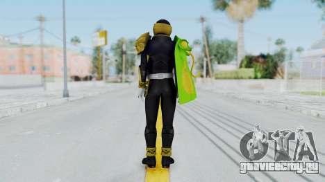 Kamen Rider Beast Chameleo для GTA San Andreas третий скриншот
