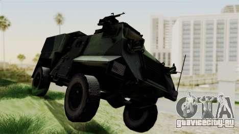 Alvis AT105E Saxon для GTA San Andreas