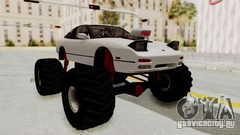 Nissan 240SX Monster Truck для GTA San Andreas