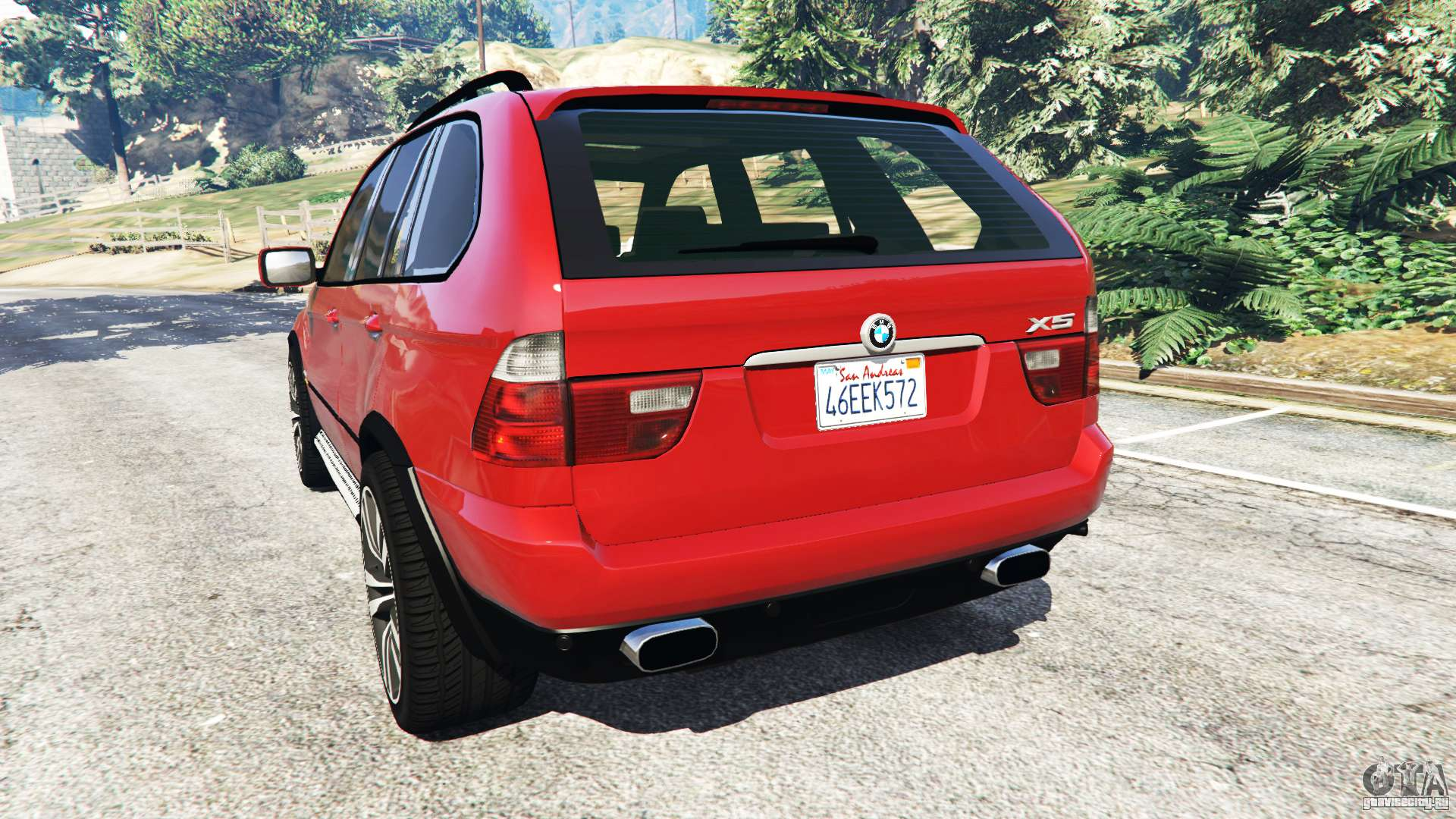 bmw x5 e53 2005 gta 5. Black Bedroom Furniture Sets. Home Design Ideas